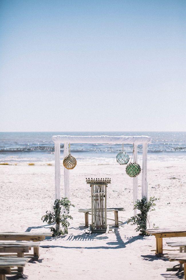 DIY Beach Wedding By Ronel Kruger