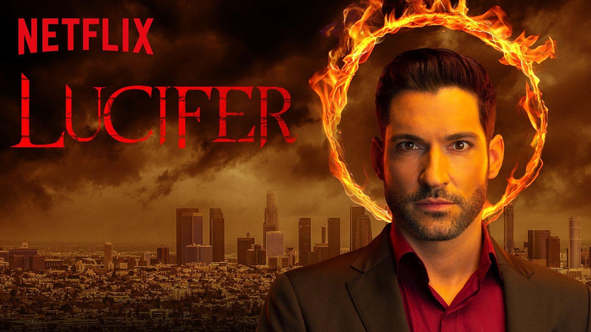 رغم إثارته الجدل نتفليكس تعلن طرح موسم جديد من مسلسل الفانتازيا Lucifer Lucifer Watch Lucifer Netflix