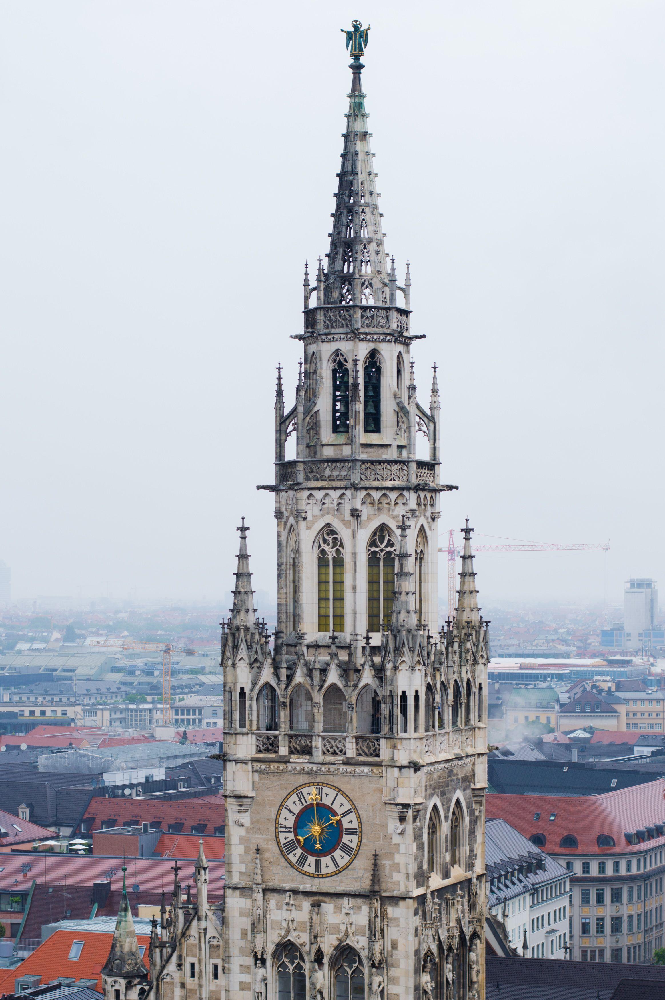 Dasher Life Running Travelling Blogging Munchen Stadte Reise Rathaus