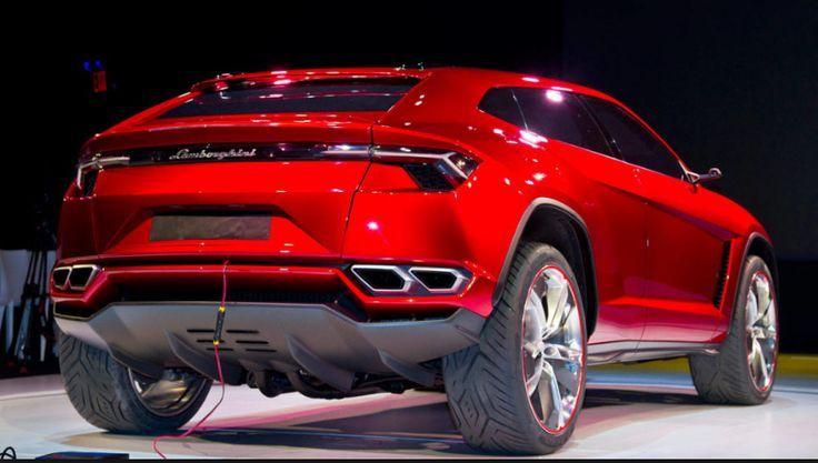 Cool Lamborghini Lamborghini Urus Back View Vehicle - Cool cars 2019