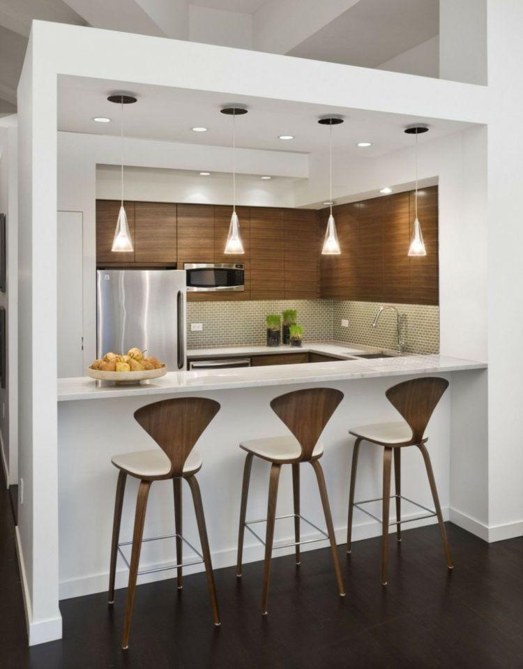 Kleine Küche clever einrichten – Varianten & Tipps für beste ...
