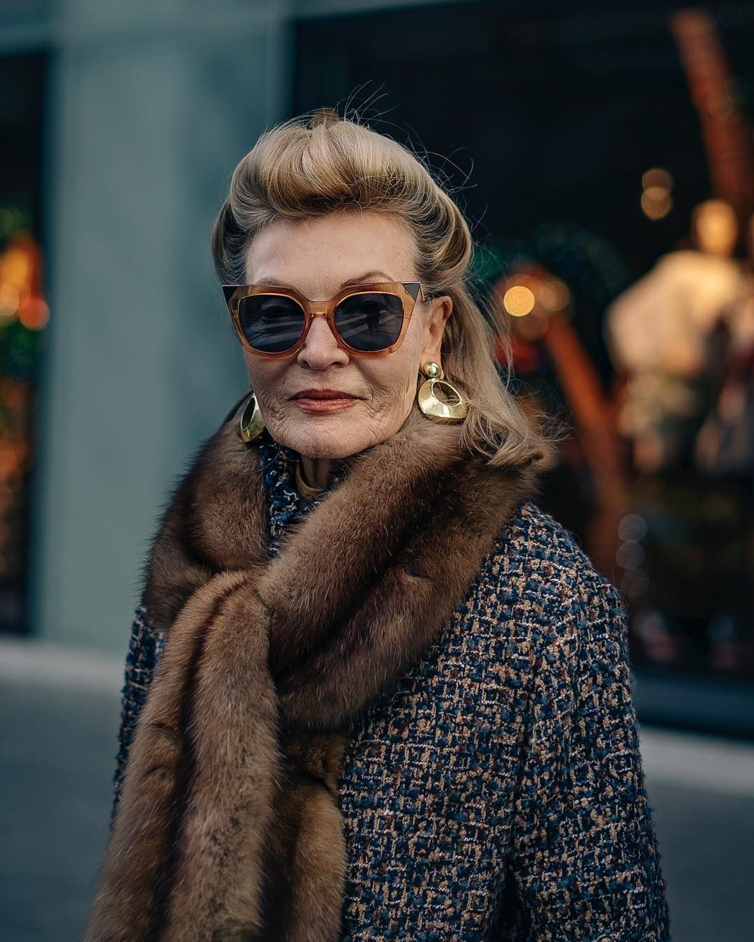 Meet The Glamorous Grannies of Milan, Our New Style Obsession