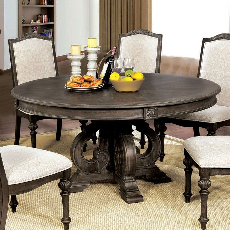 Arcadia Round Dining Table Round Dining Table Furniture Dining