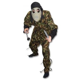 Check out the Biohazard Ninja Costume at www.karatemart.com