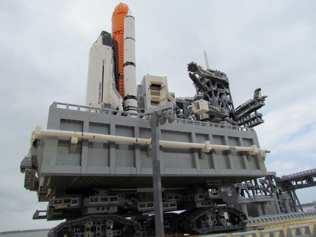 Kennedy Space Center Launch Complex 39A http://www.flickr.com/photos/tamumick/27327289916/