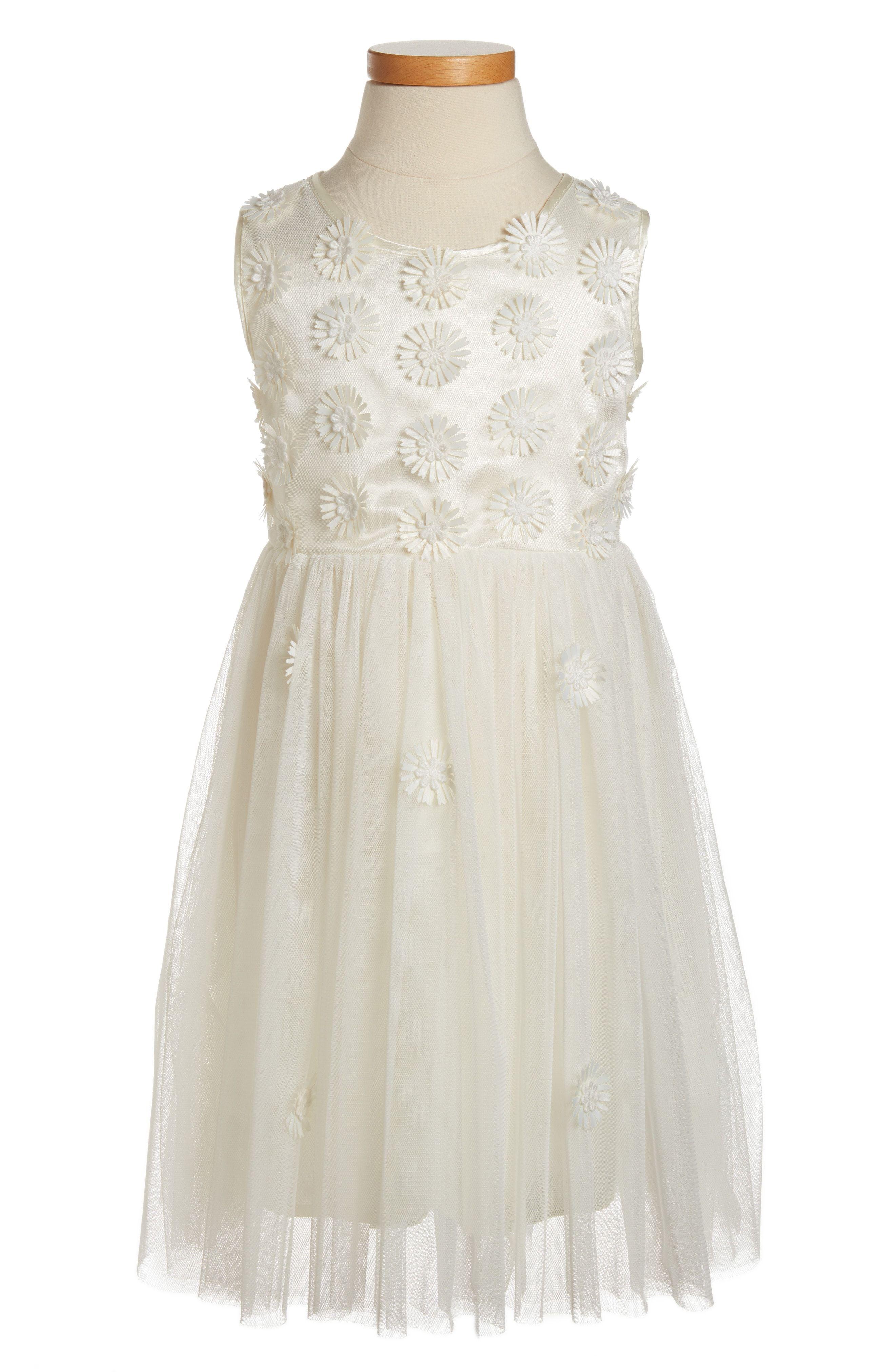 f09f22bef Popatu Daisy Sleeveless Dress available at #Nordstrom | Wedding ...