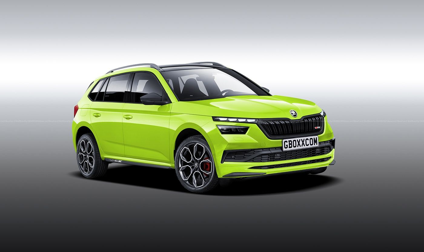 2020 Skoda Kamiq Review Design Powertrains Interior Features