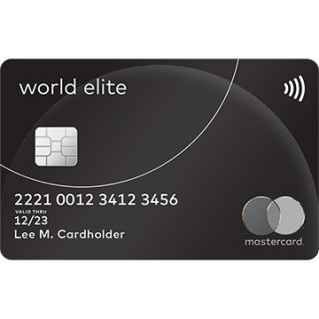World Elite Mastercard Credit Card Travel Benefits With Images