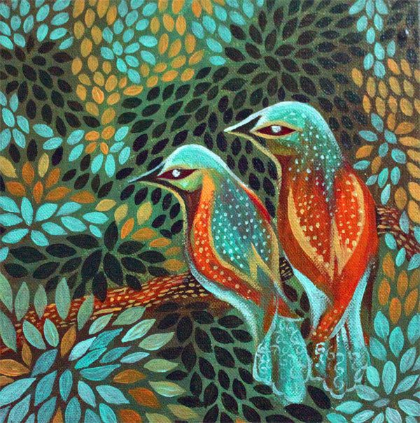 Birds by Jayesh-Sivan on Behance