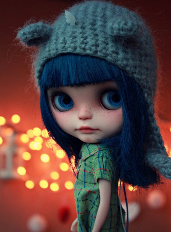 Huckleberry Nomad Vainilladolly Custom OOAK by Vainilladolly