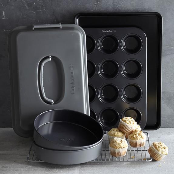 Calphalon Signature Ceramic Nonstick 6 Piece Bakeware Set In 2020