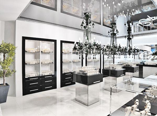 Jewelry store interior design on Behanceinterior designshops