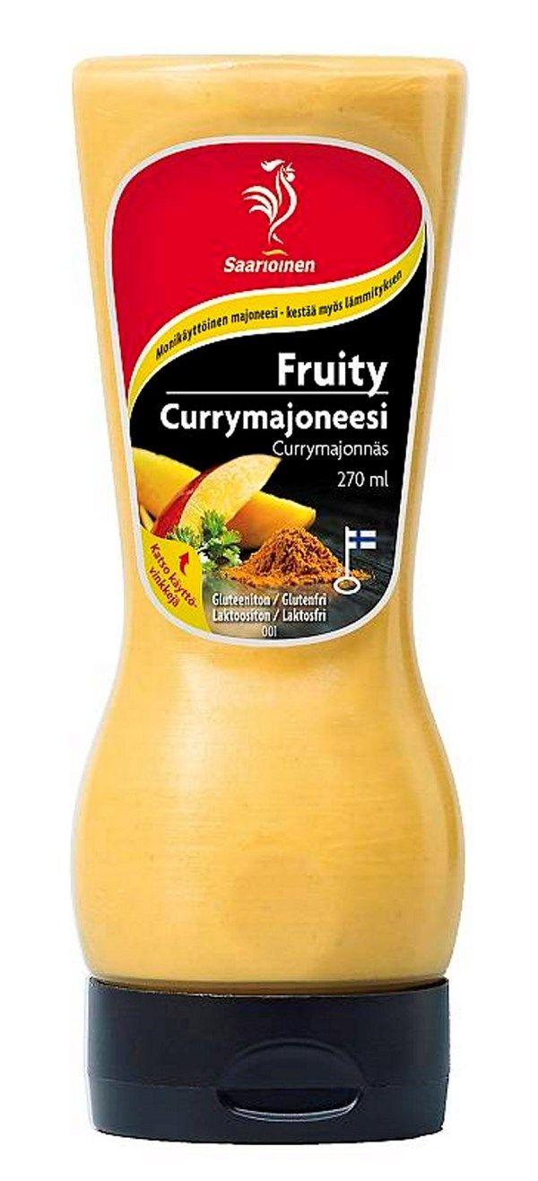 Fruity Currymajoneesi 270 ml