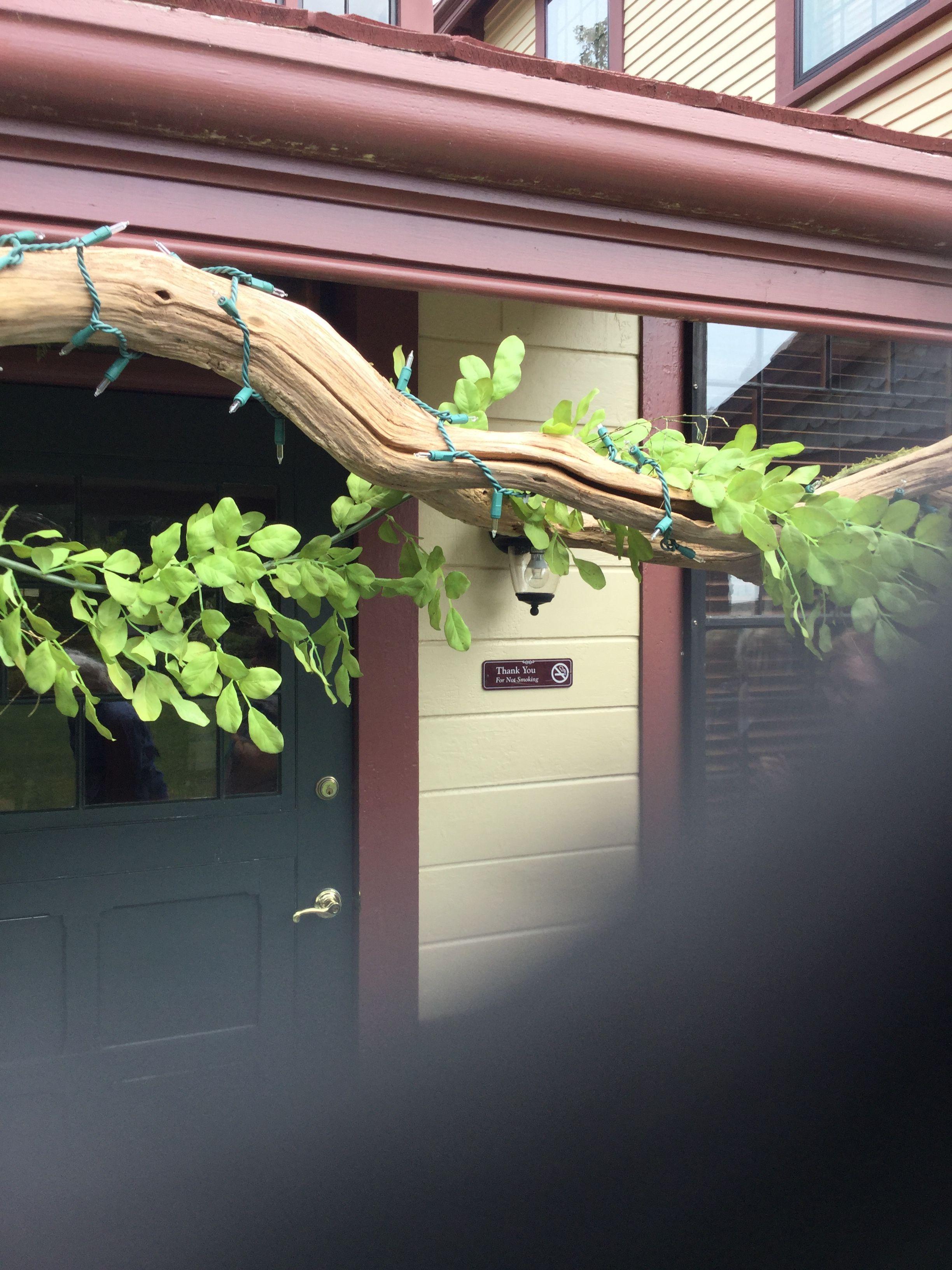 Barnwood Valance Window Treatments