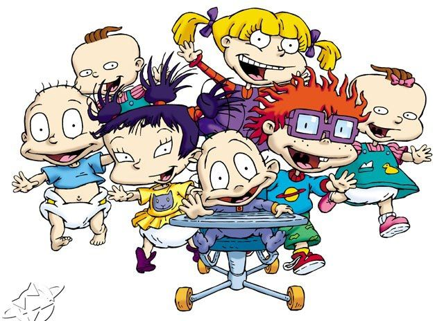 Pin by Suz Collins on 90's baby   Rugrats characters ...