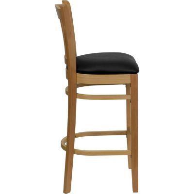Flash Furniture Hercules Series Vertical Slat Back Natural Wood Restaurant Barstool - Black Vinyl Seat & Reviews - Furniture - Macy's#barstool #black #flash #furniture #hercules #macys #natural #restaurant #reviews #seat #series #slat #vertical #vinyl #wood
