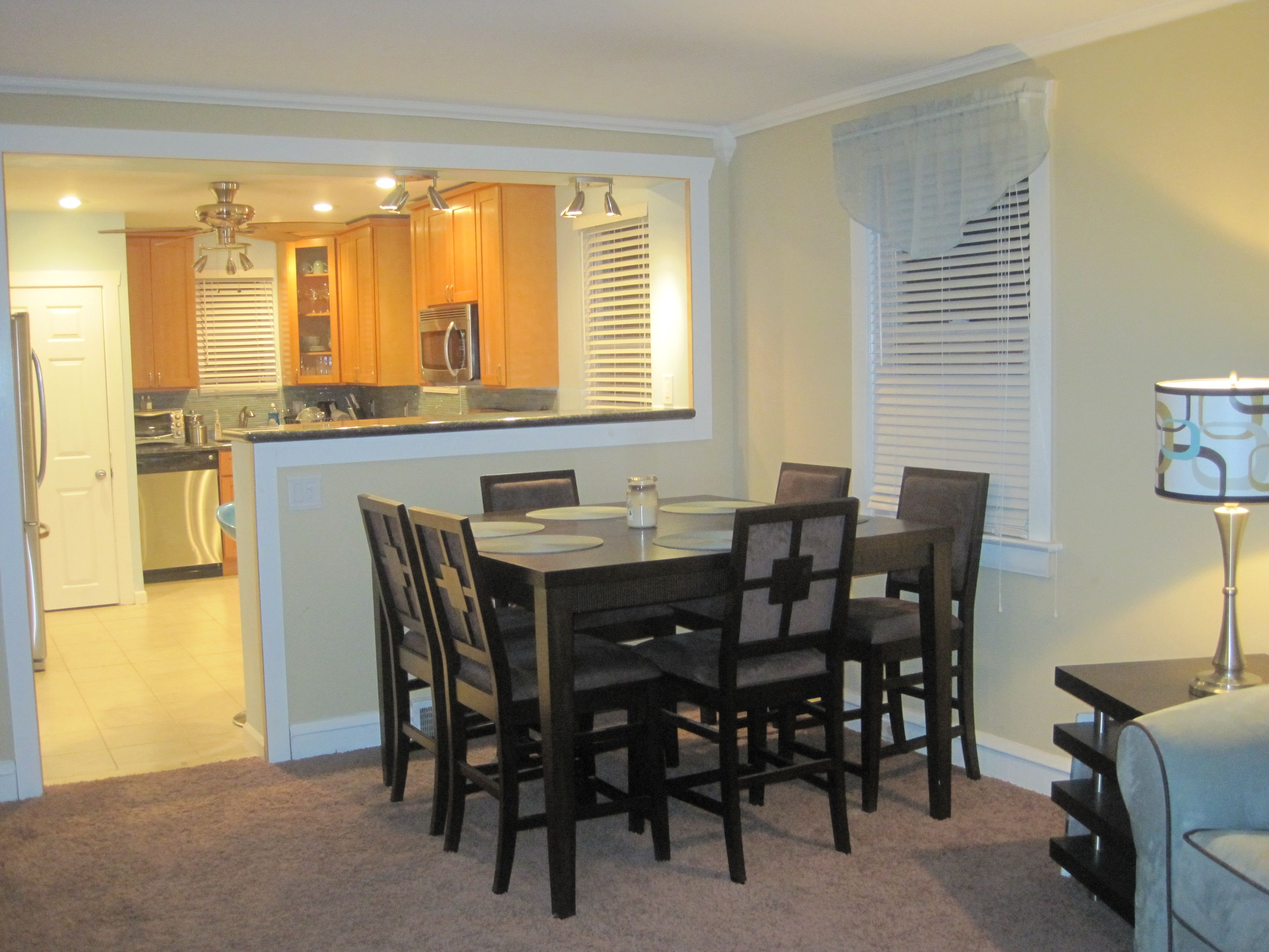 Dining room kitchen bo For the Home Pinterest