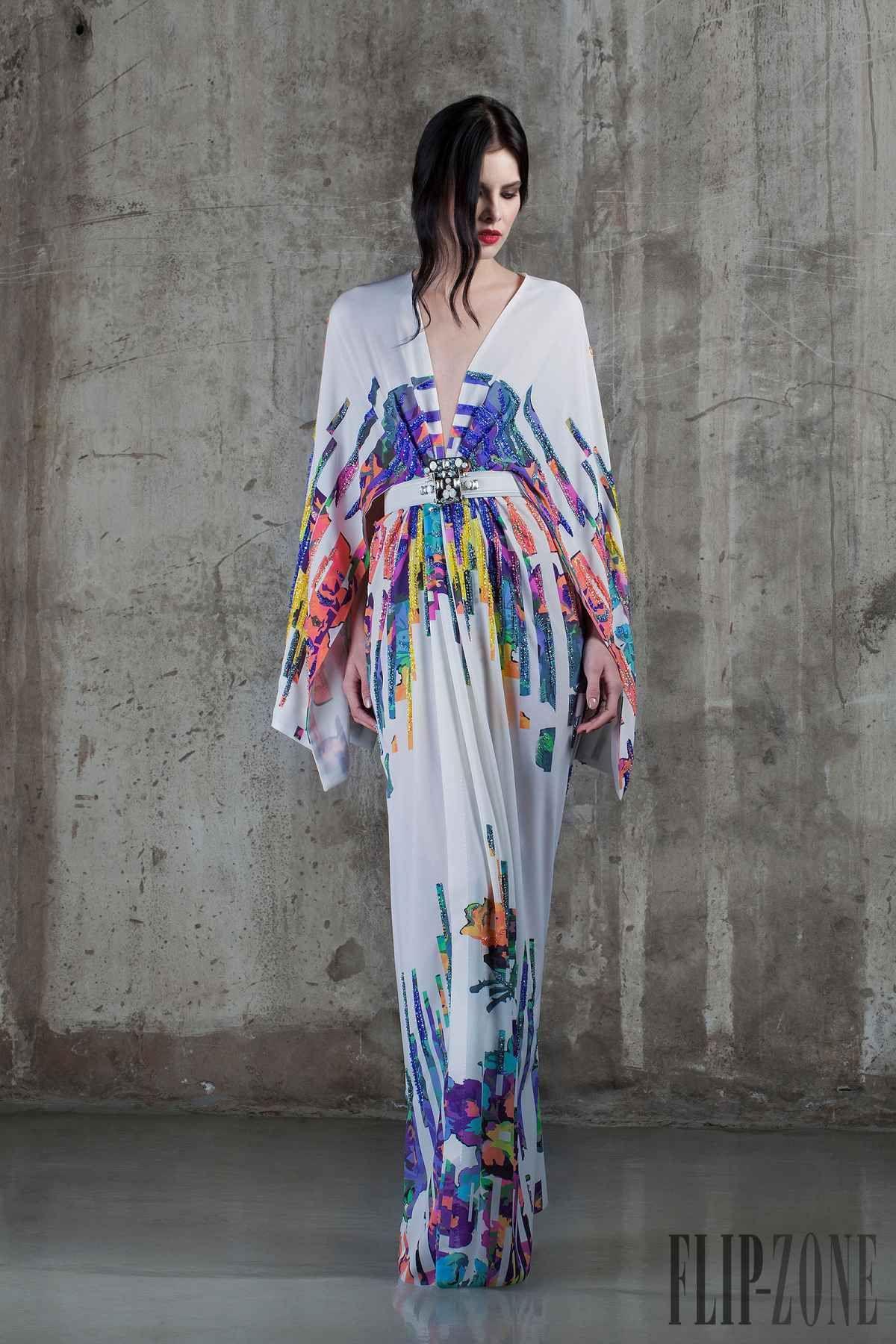 Basil Soda İlkbahar-Yaz 2016 - Haute couture