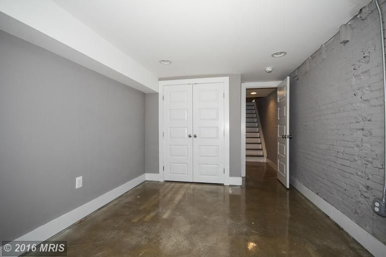 1720 Light St Baltimore Md 21230 3 Beds 3 Baths Basement Flooring Concrete Basement Floors Basement Flooring Waterproof