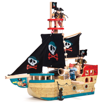 Jolly Pirate Ship