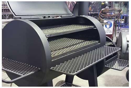 Best Offset Reverse Flow Smoker BBQ's available in Melbourne are these Australia… Balkon