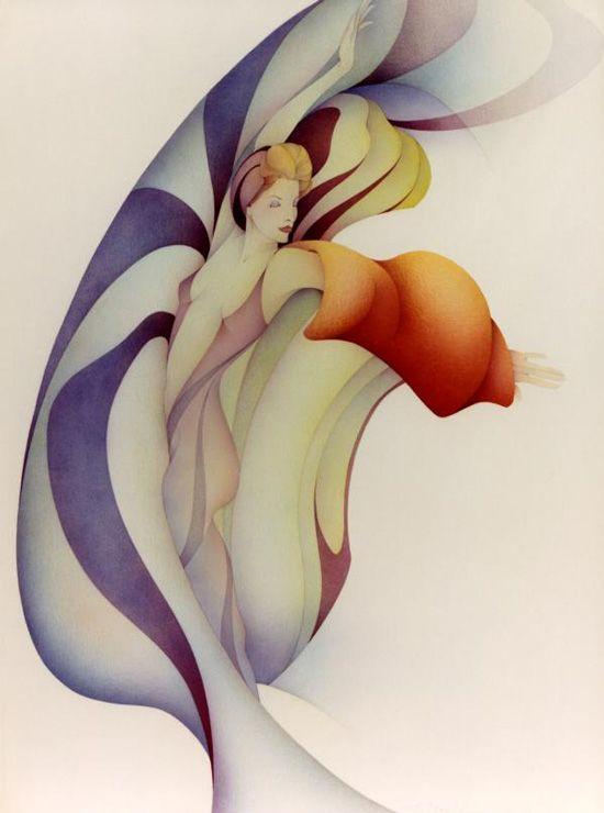 Marci McDonald: romance and sensuality in fine art | Cool