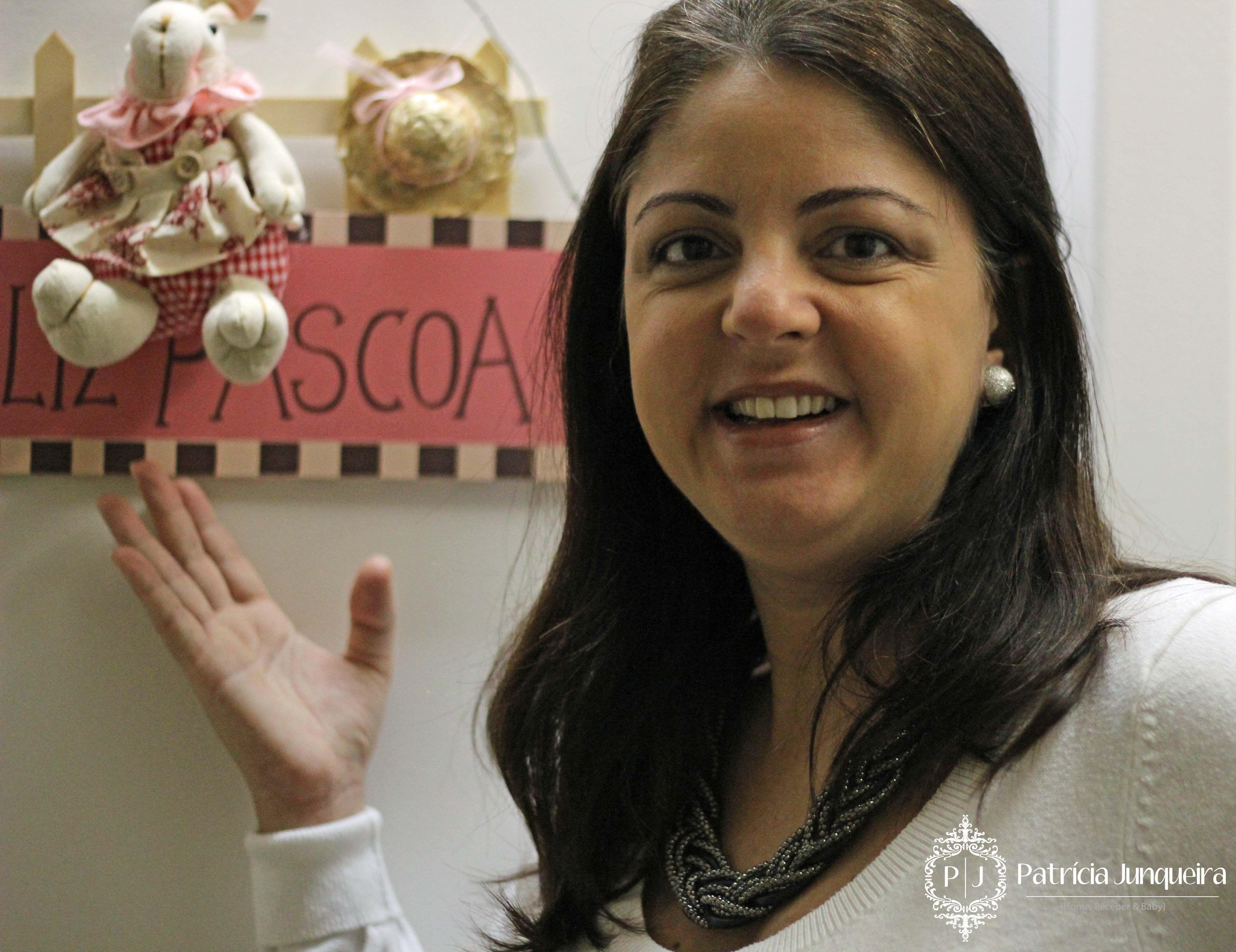 Receber Bem na Páscoa!  Veja nossas dicas de decoração! http://www.patriciajunqueira.com.br/#!festas/cg08