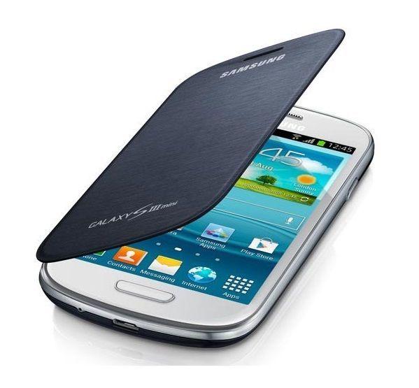 Genuine Samsung GT-I8190 Flip Case Cover For Galaxy S III