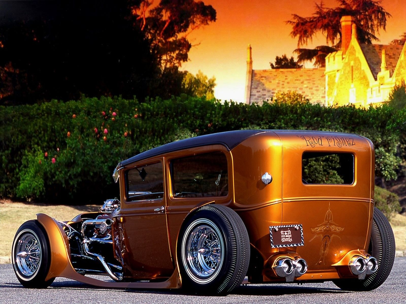 Hot Rod Wallpaper Photos Gallery Kx0641d0gw 1600x1200 Px 43351 KB Cars