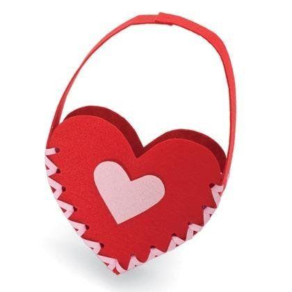 Dulceros de coraz n para san valent n valentine crafts - Corazones de san valentin ...