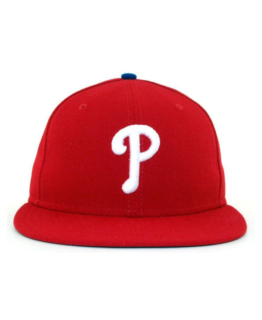 huge discount 10ea9 ed0fe Don t leave for the ballpark without the New Era Mlb Authentic Collection 59FIFTY  cap