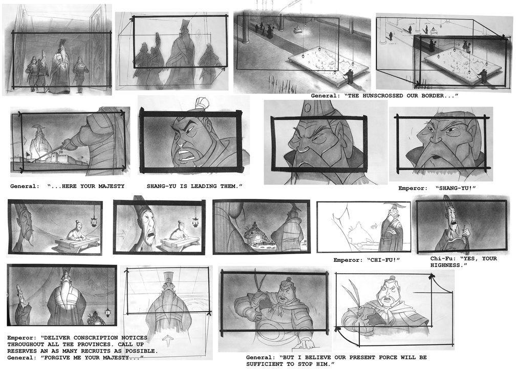 WB_Mula_01_p5 Storyboard Pinterest Storyboard and Color script - script storyboard