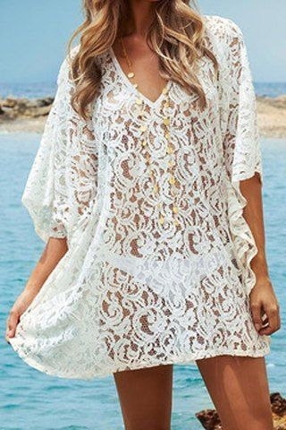 caf2a1675d Pin by Taylor on Sandals!!! | Fashion, Swimsuit cover up dress ...