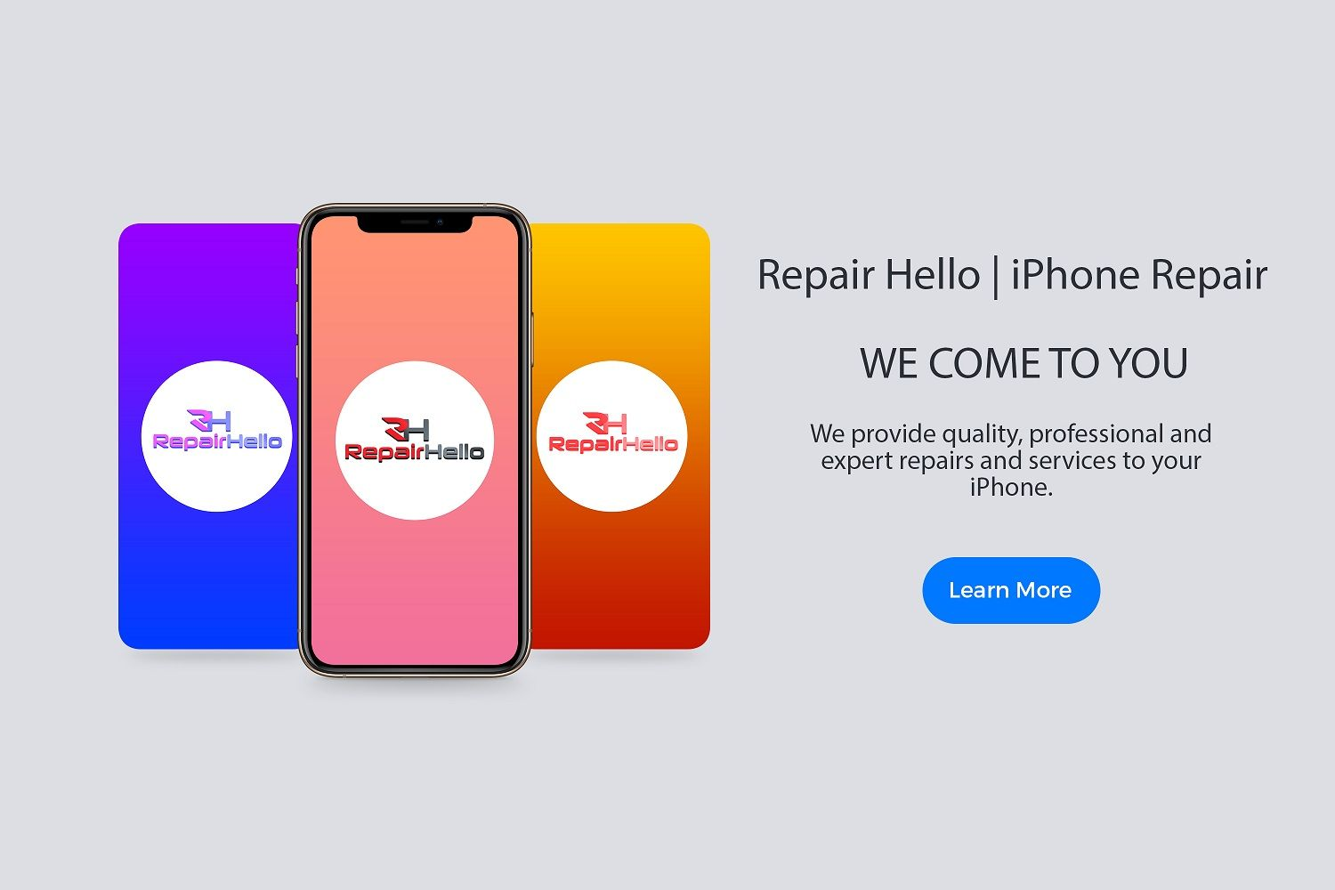 Repair Hello Iphone Screen Fort Lauderdale We Come To You In 2020 Iphone Repair Iphone Screen Repair Repair