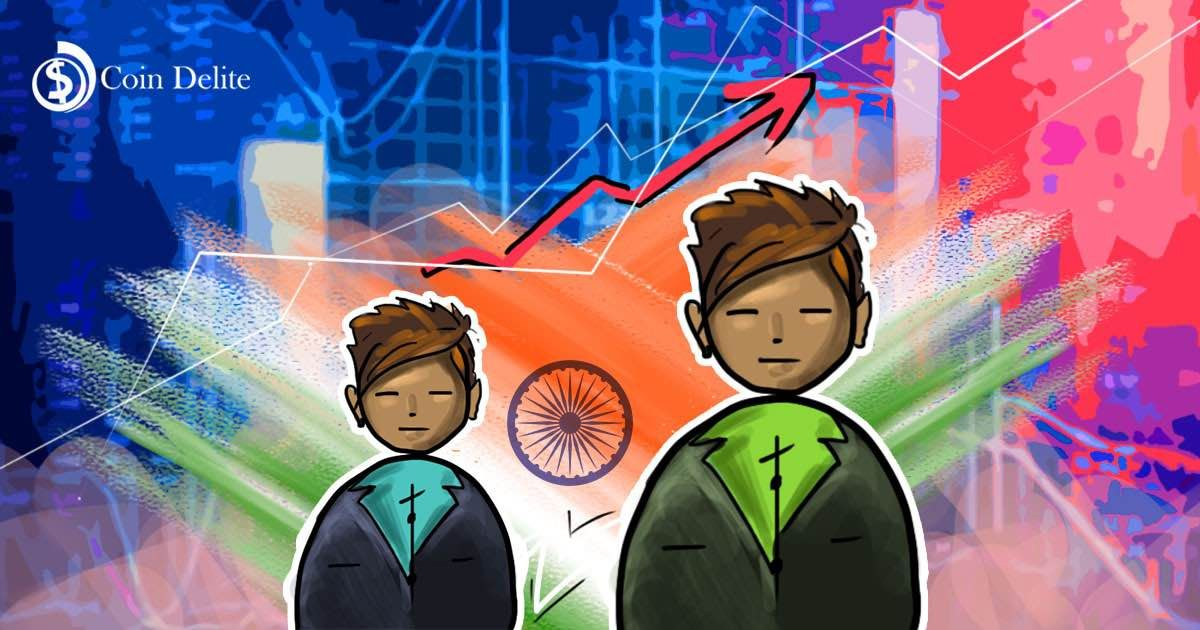 Indian Crypto Exchanges Growing Via P2P Trading (With