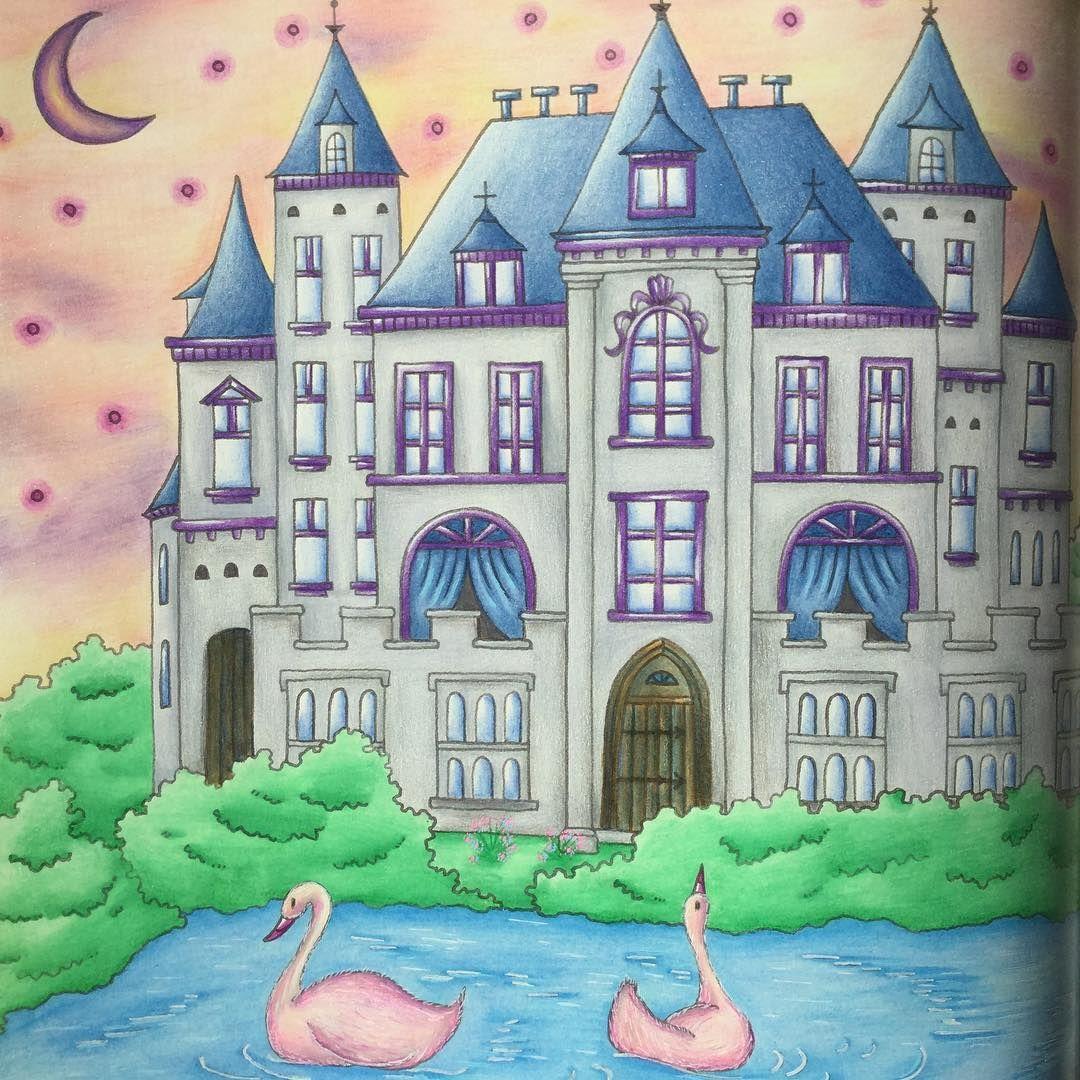 Finally done #derwent #eriy #romanticcountry #boracolorirtop #adultcoloring #coloringbook #coloringforadults #desenhoscolorir #ColoringMasterpiece #målarbok #malbuch #ausmalbuch #coloriage #colorir #livredecoloriage #coloringhabit #derwentpencils #desenhoparacolorir #unlibroparacolorir #arte_e_colorir #castle #magic #omalovankyprodospele #coloring_secrets #mycreativeescape #coloring_repost #omalovankyprodospele #coloring