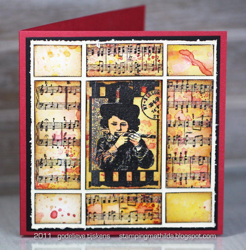 StampingMathilda: Art Journey - Music