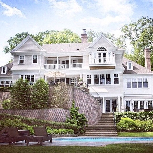 Pretty Chic House Luxury Homes Dream House
