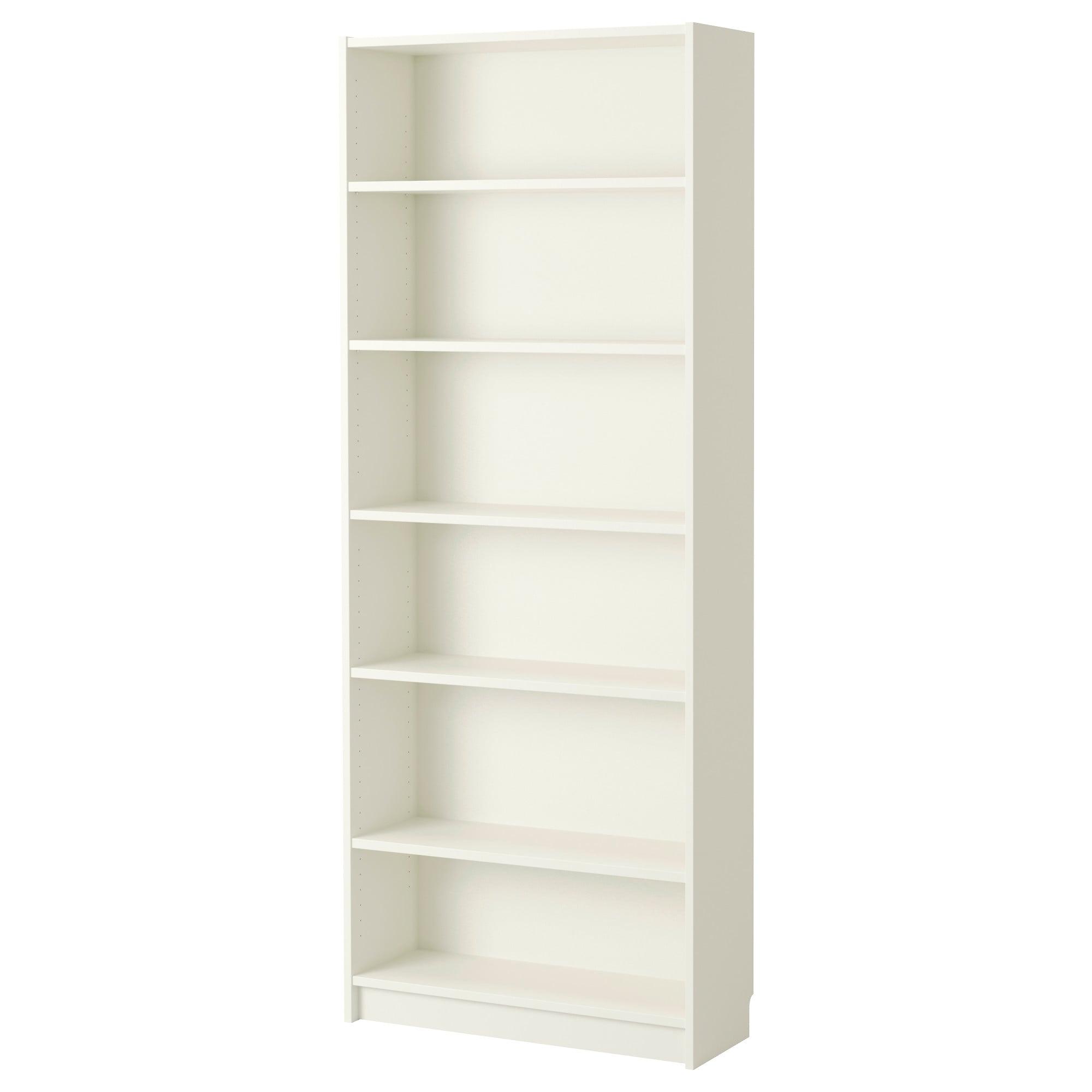 Billy Bookcase White 31 1 2x11x79 1 2 Ikea Billy Bookcase
