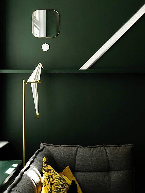 diese farbe wird der trend 2019 stylight interior m bel wohntrends wohnzimmer. Black Bedroom Furniture Sets. Home Design Ideas