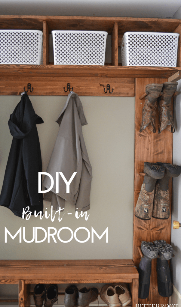 Diy Mudroom Entryway Organization Decor Ideas Boot Storage Bench With