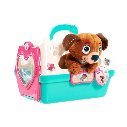 Doc Mcstuffins Vets N Pets Carrier Dog Just Play Toys R Us