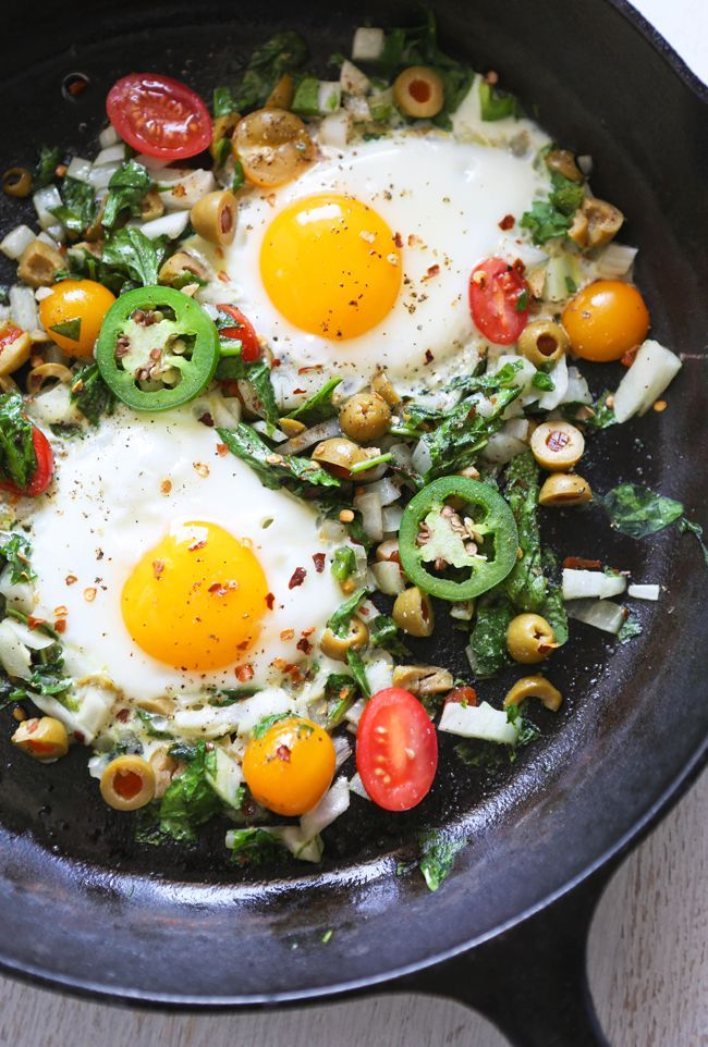 Make-Ahead breakfast: easy eggs and veggies recipe — pip and ebby images