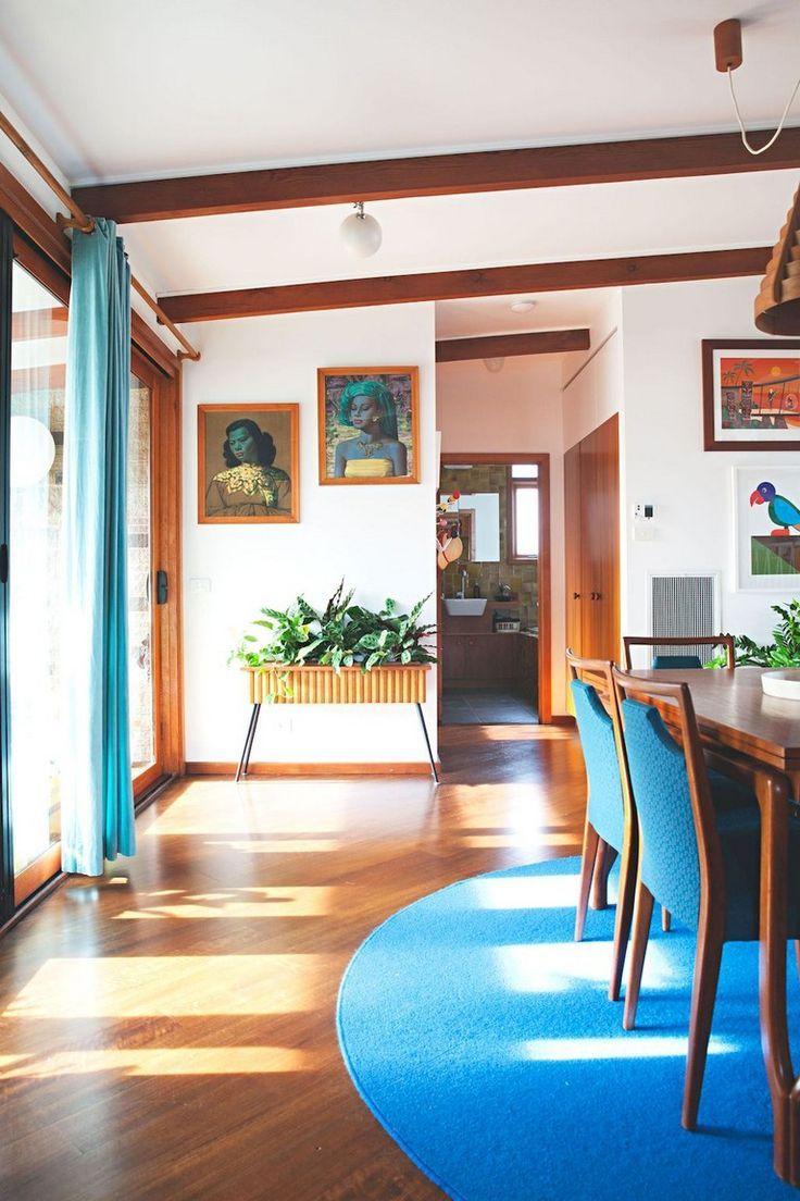 53+ Stunning Vintage Mid Century Living Room Decor Ideas ...