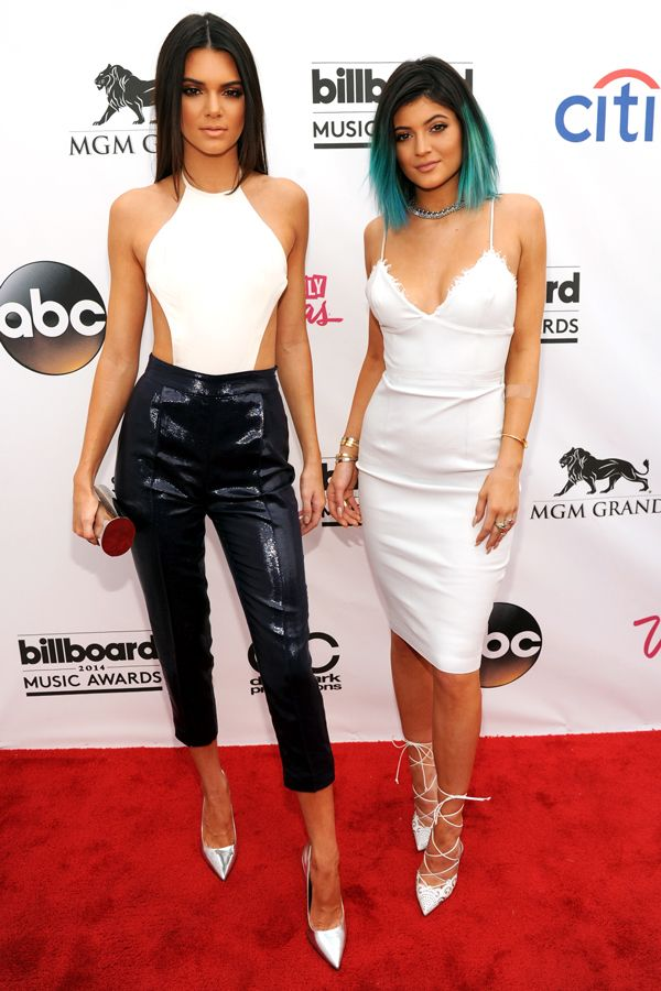 Kendall and Kylie Jenner Talk Defining Style Moments