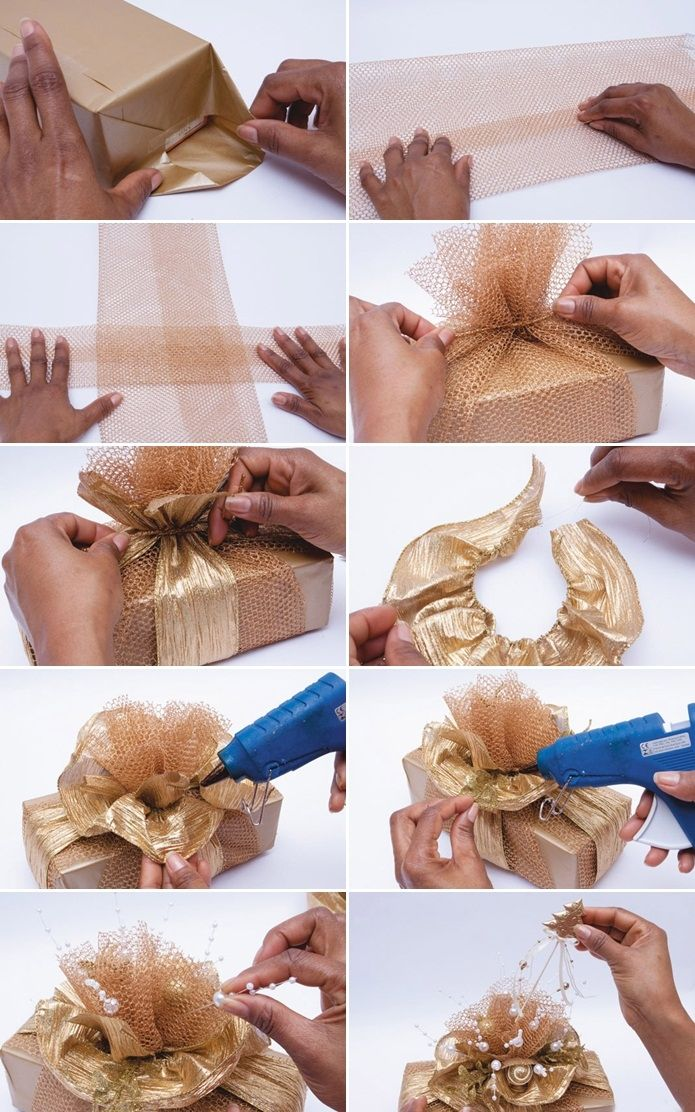 Diy Gold Christmas Gifts Pictures Photos And Images For Facebook Tumblr Pinterest Twitter