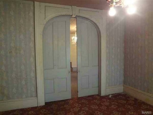 save this house a yellow victorian for sale in missouri pocket doorsdouble