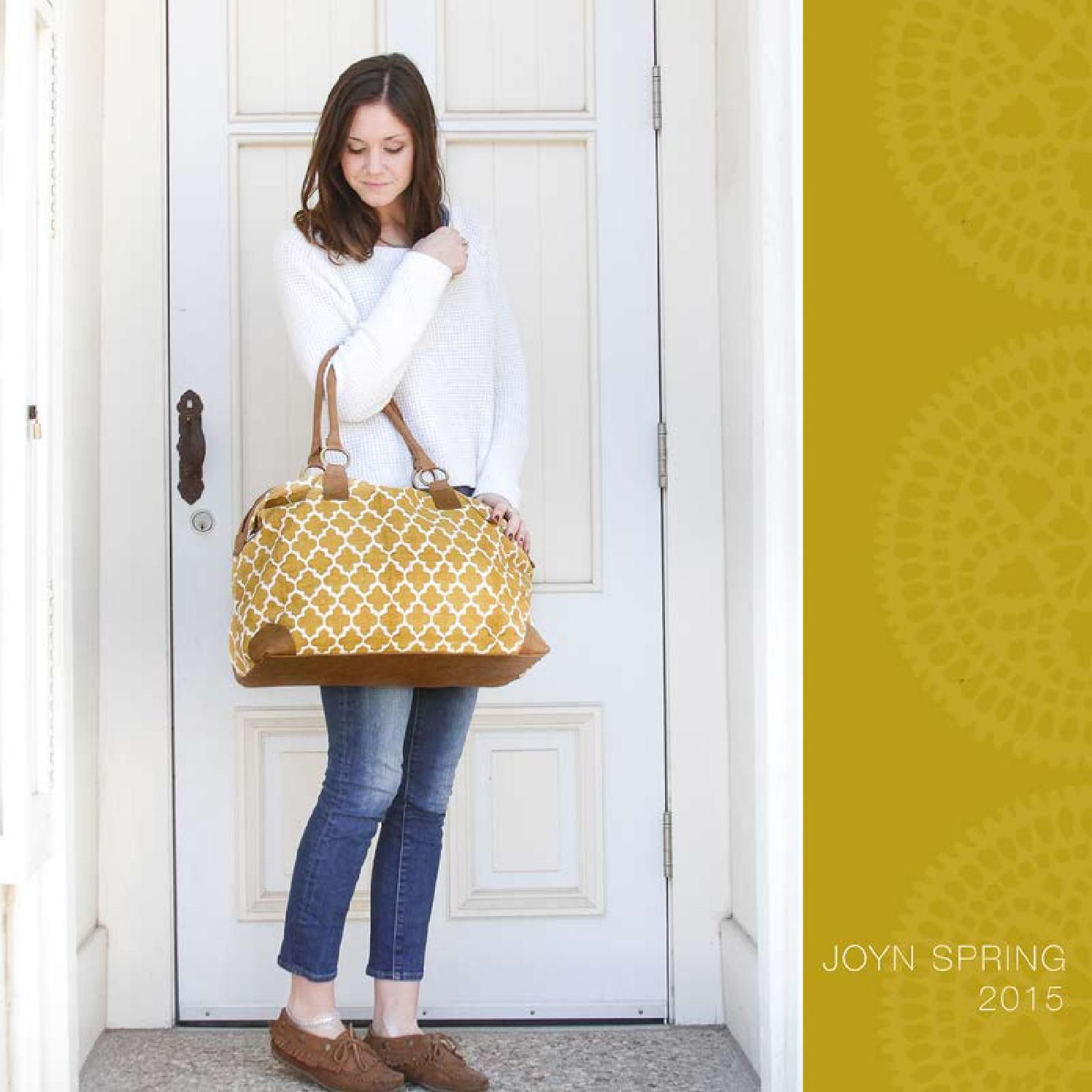The JOYN Spring 2015 Look Book is now available!