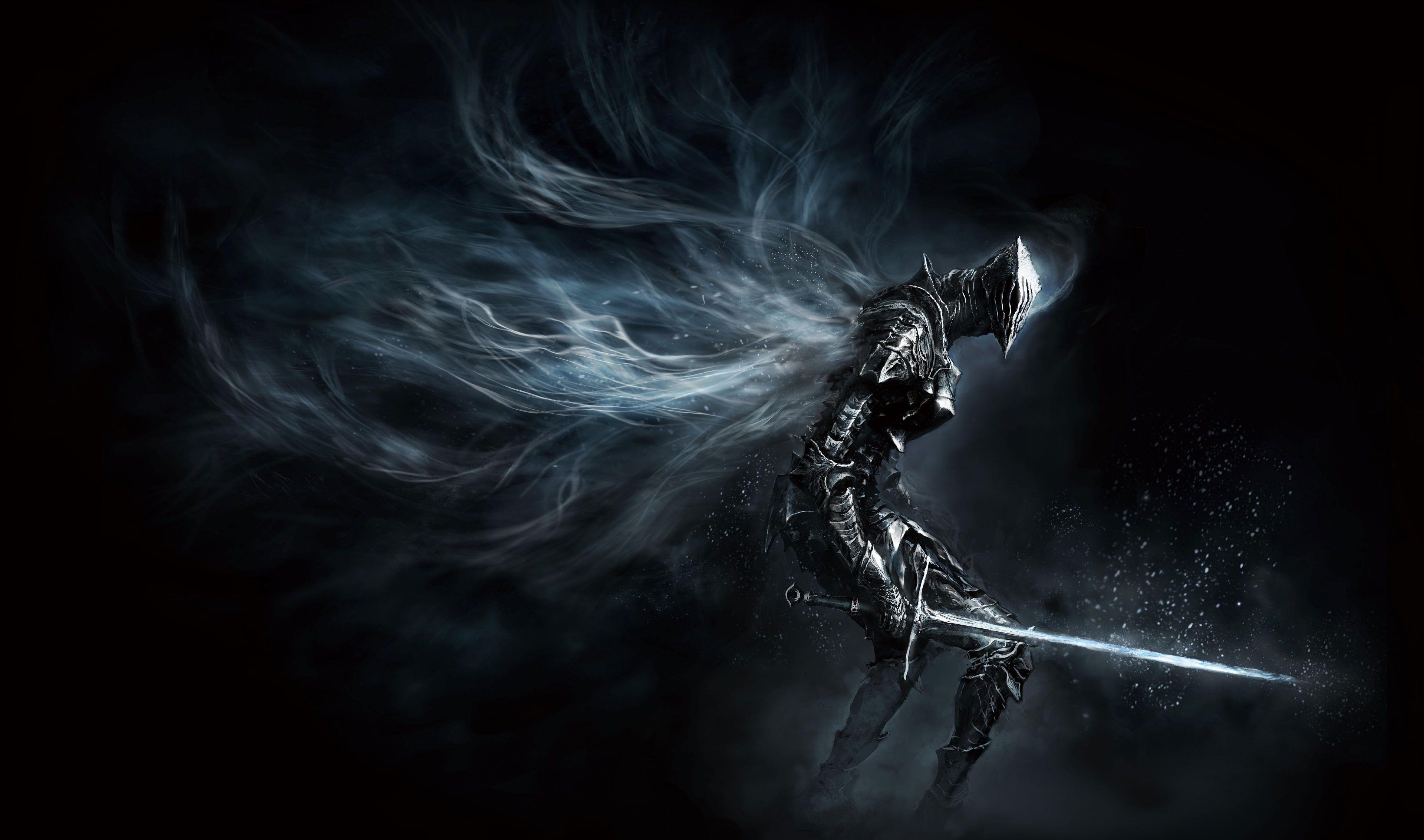 Black Knight 4k Pc 4k Wallpaper Hdwallpaper Desktop Dark Souls Hd Dark Wallpapers Dark Wallpaper