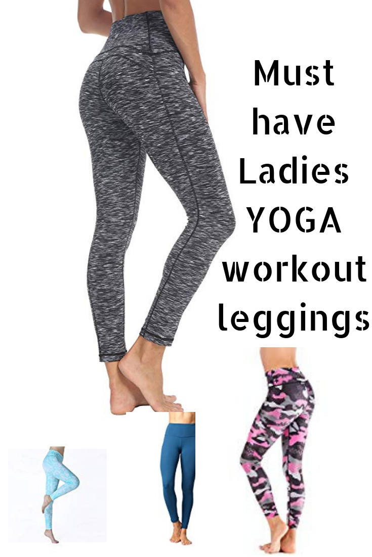 f5efdcd1f60972 Queenie Ke Women Yoga workout Leggings. Power Flex High Waist Gym Running  Tights. yoga pants. Available in 9 different colors and various sizes.